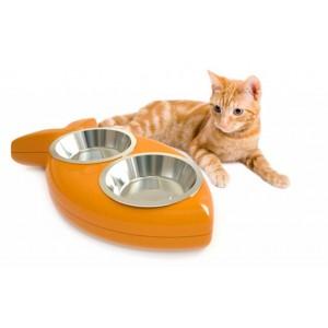 Миски и коврики для кошек