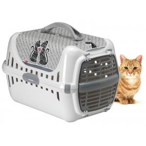 Переноски и клетки для кошек