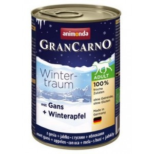 Консервы для собак Animonda Gran Carno Winter Traum
